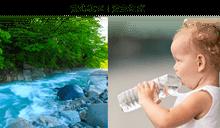 安心な水!安全な水!